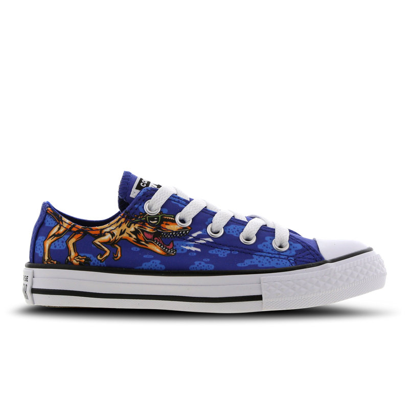 Converse Chuck Taylor kindersneaker blauw