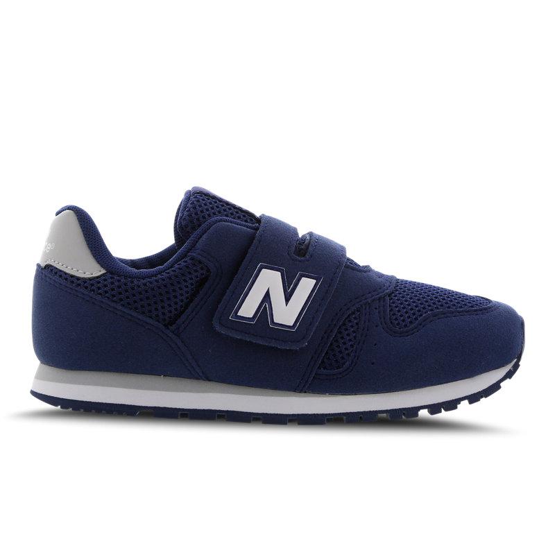 New Balance 373 kindersneaker blauw
