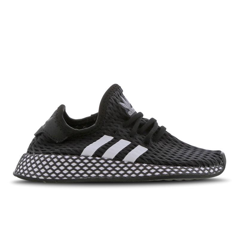 Adidas Deerupt kindersneaker zwart