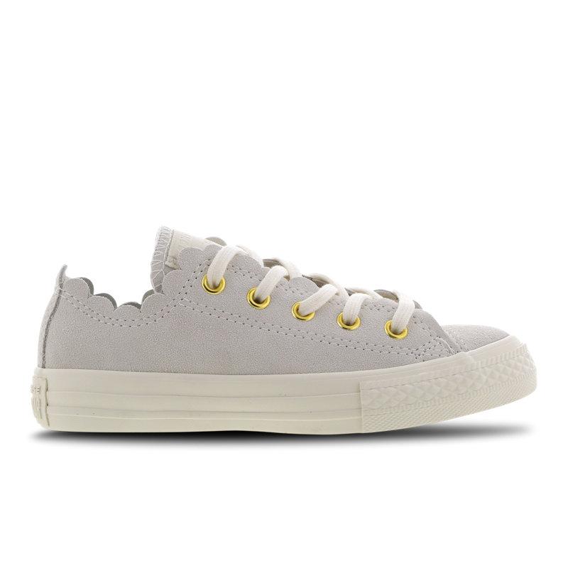 Converse Chuck Taylor kindersneaker wit