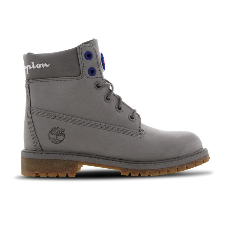 1457f9fdb97 Timberland X Champion 6 inch Premium - Grade School Boots - £119.99 -  Bullring   Grand Central