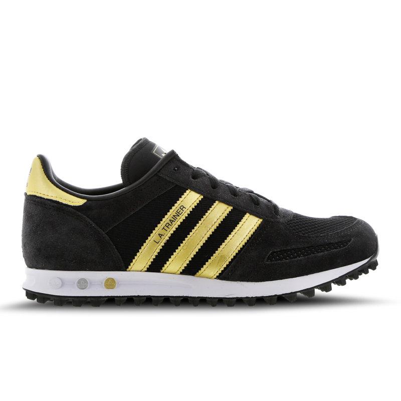 Adidas LA Trainer kindersneaker zwart