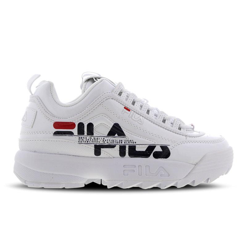 Disruptor II Branding Grundschule Schuhe