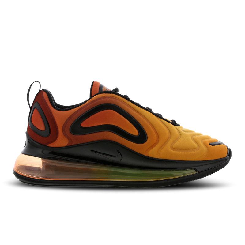 Nike Air Max 720 kindersneaker oranje