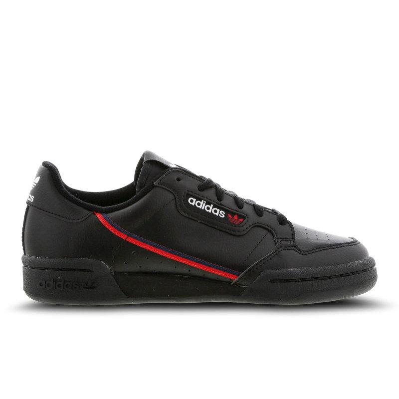 Adidas Continental 80 kindersneaker zwart