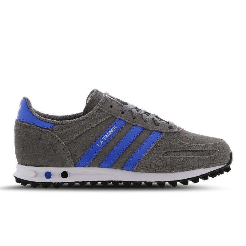 Adidas LA Trainer kindersneaker grijs