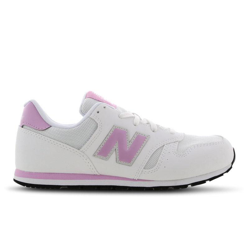 New Balance 373 kindersneaker wit