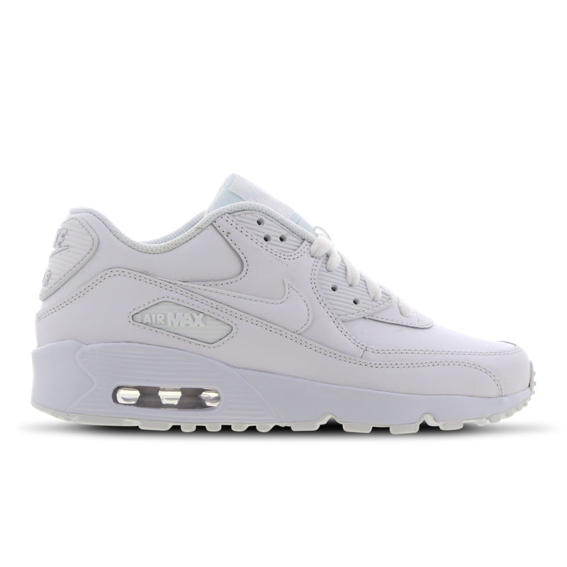 Nike Air Max 90 kindersneaker wit