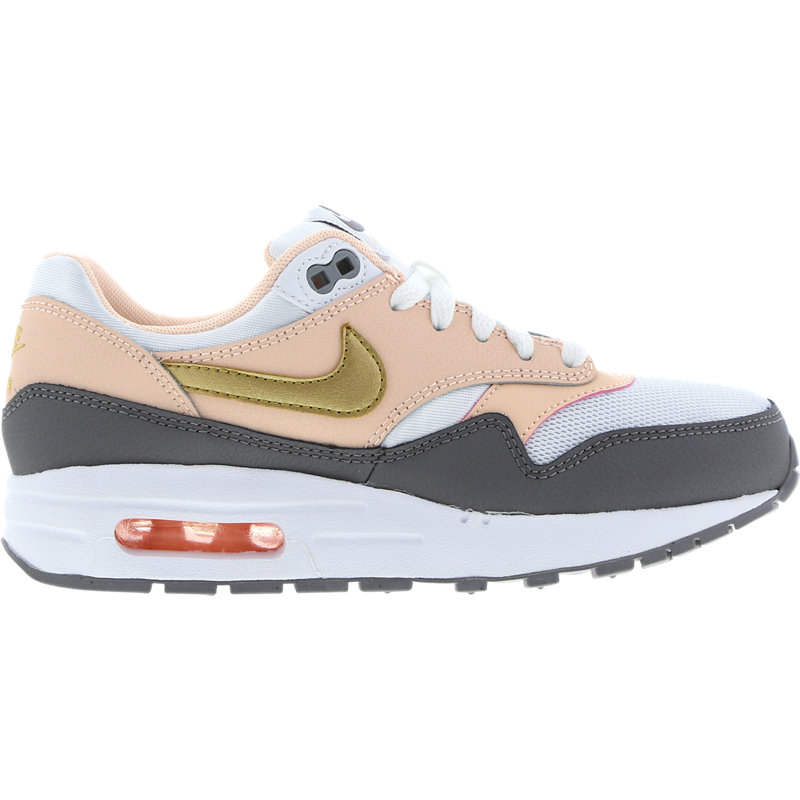 Nike Air Max 1 kindersneaker wit