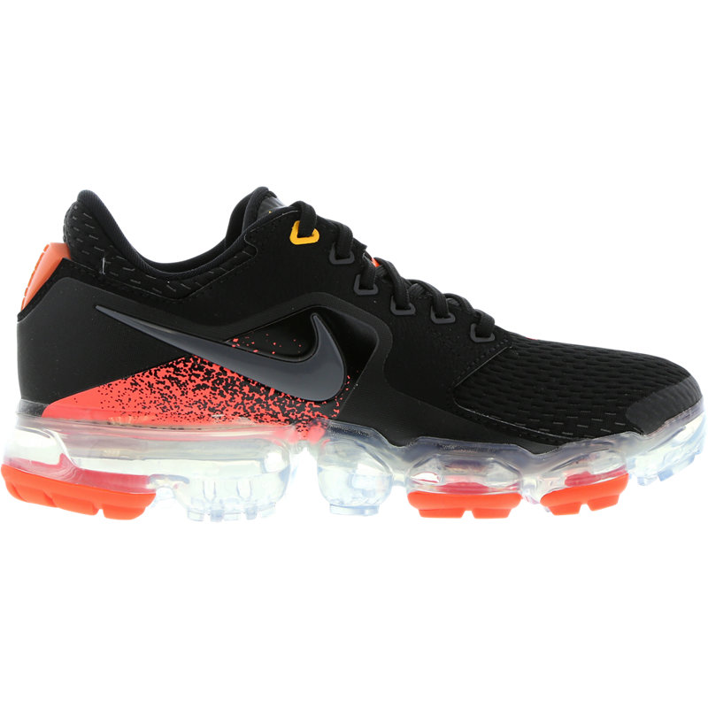 Air VaporMax CS Black Total Crimson (GS)