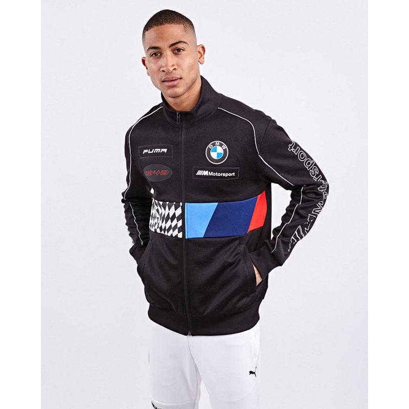 Puma X BMW Heren Track Tops