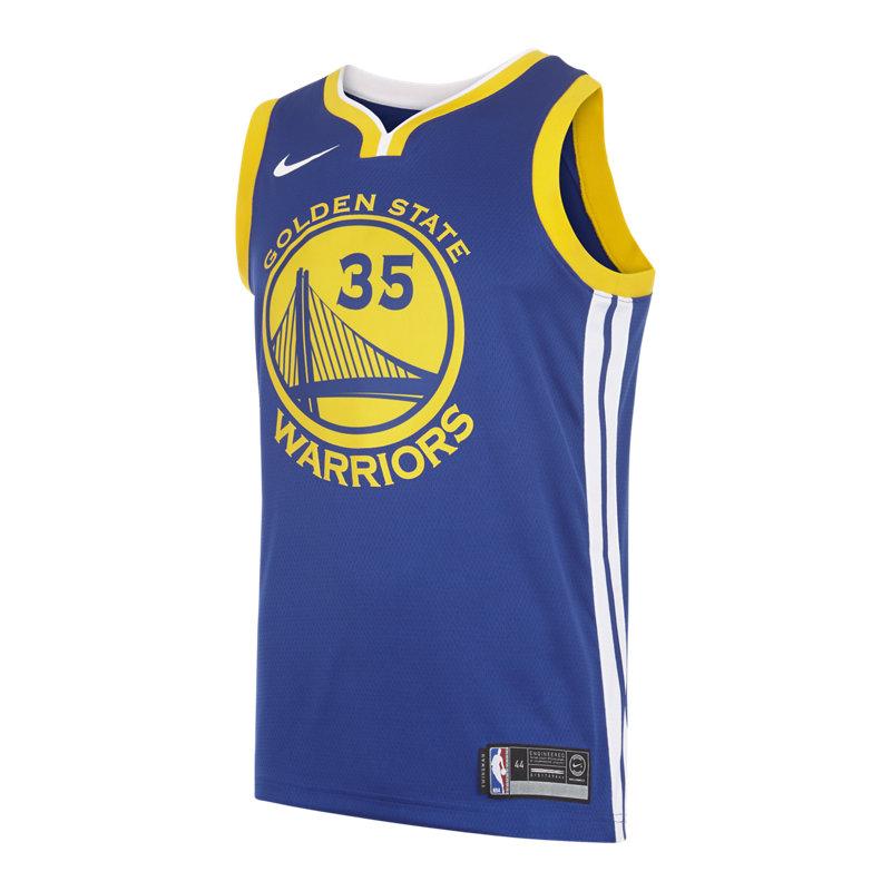 Nike Nba Golden State Warriors Kd Swingman - He...