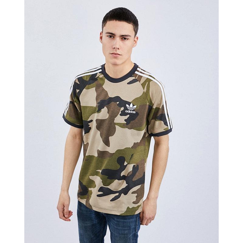 adidas 3 Stripes - Men T-Shirts