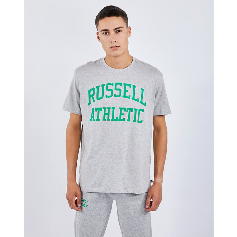 Russell Athletic Iconic - Herren T-Shirts | Bekleidung > Shirts > Sonstige Shirts | Grey | Russell Athletic