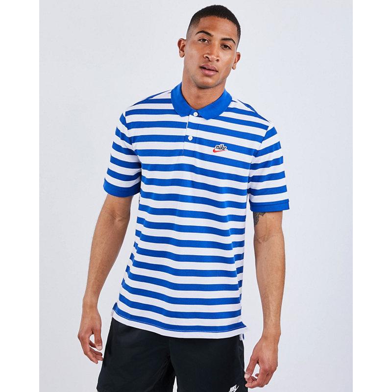 Nike Stripe Heren Polo Shirts
