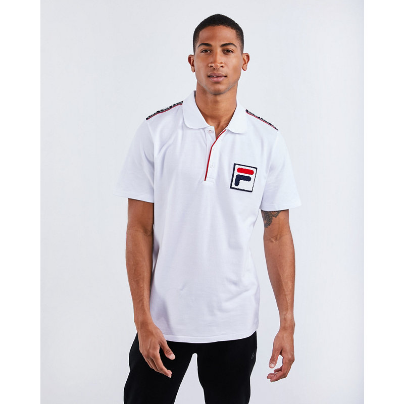 Fila Tape Heren Polo Shirts