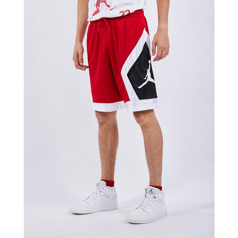 Jordan Jumpman Diamond - Herren Shorts   Bekleidung > Shorts & Bermudas > Shorts   Red   Jordan