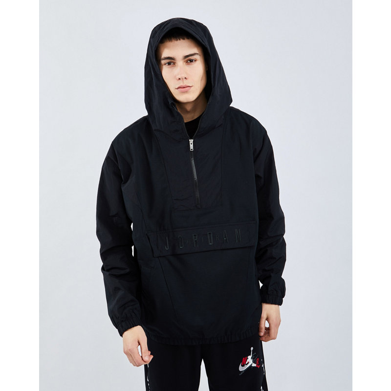 Jordan Nba Sport Dna Half Zip Woven Heren Jackets