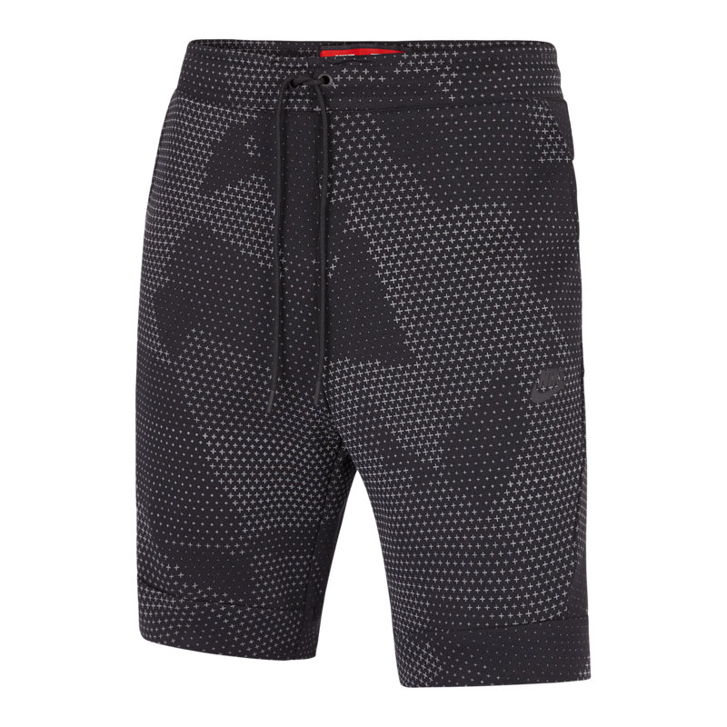 Nike Sportswear All Over Print Tech Fleece Men's Shorts