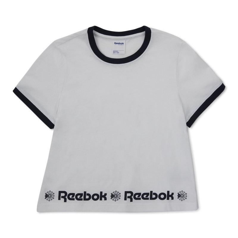Reebok Starcrest Hem - Damen T-Shirts