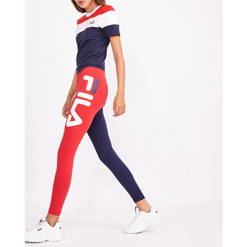 Fila Vita High Waisted - Damen Leggings