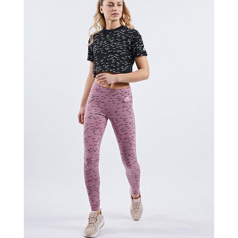 Nike Mini Swoosh - Dames Leggings