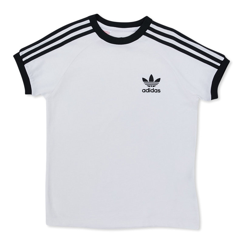 adidas 3 Stripes - Grade School T-Shirts