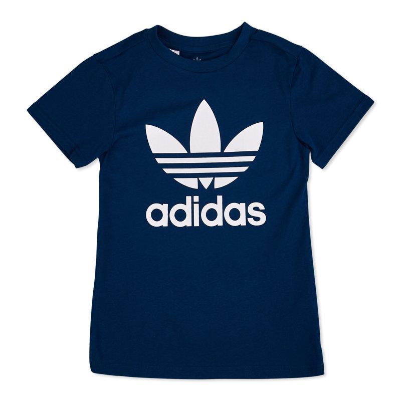 adidas 3 Stripes - Grade School T-Shirts