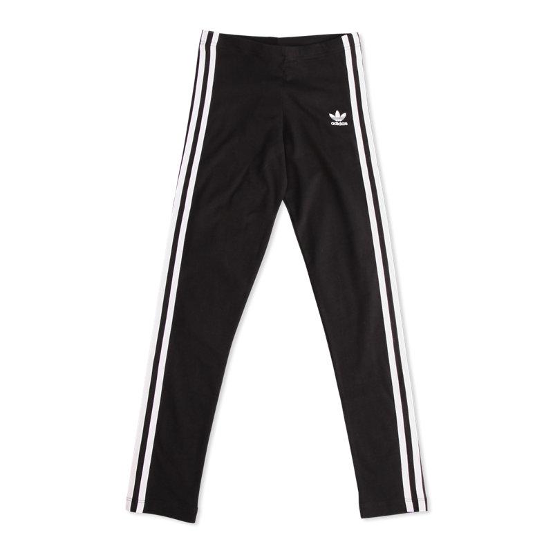 adidas 3 Stripes - Grade School Leggings