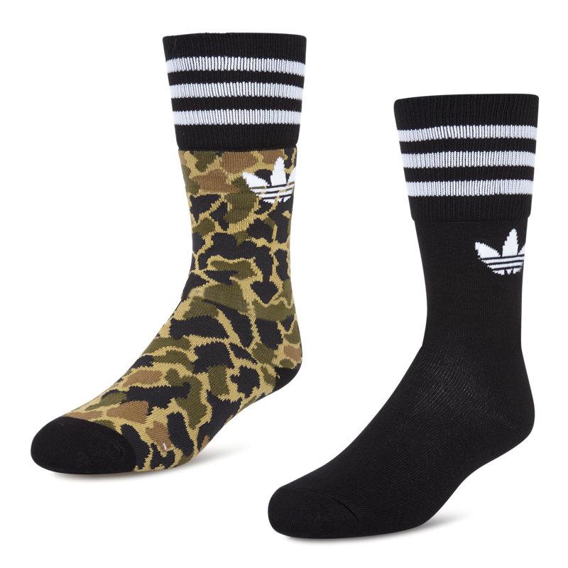 adidas 2 Pack Crew - Unisex Socks