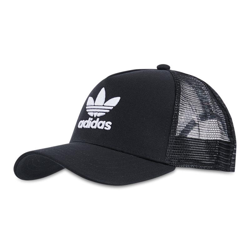 adidas Tref Af Trucker Cap - Unisex Kappen | Accessoires > Caps > Trucker Caps | Black | adidas