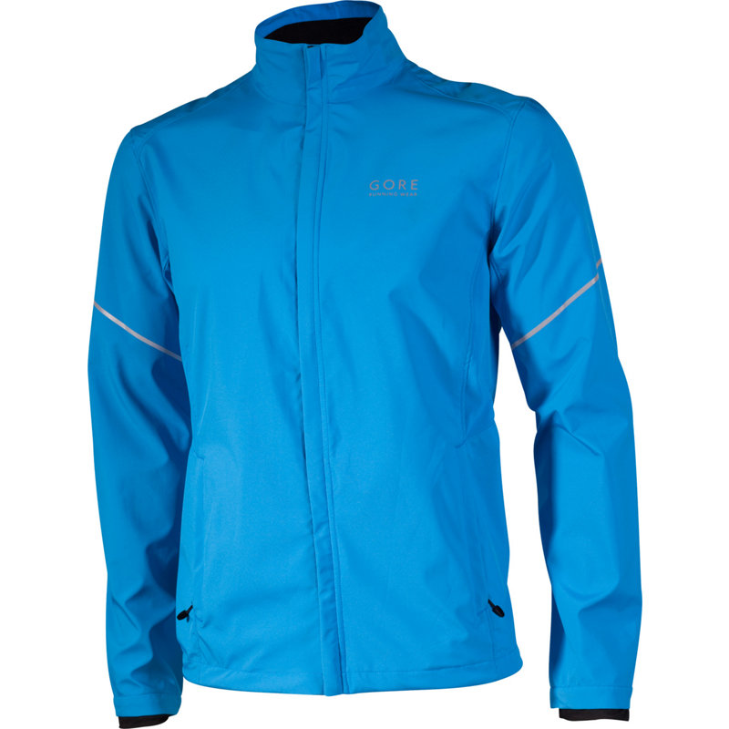 GORE RUNNING WEAR ESSENTIAL AS PARTIAL JACKET - Herren Laufjacken & -westen