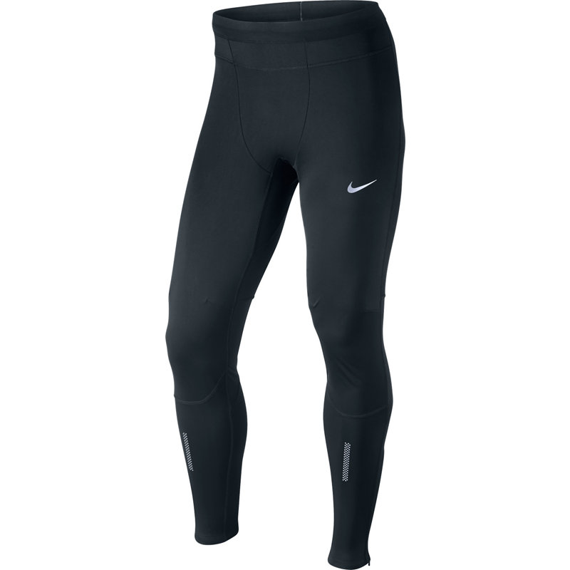 Nike SHIELD TIGHT - Herren Laufhosen