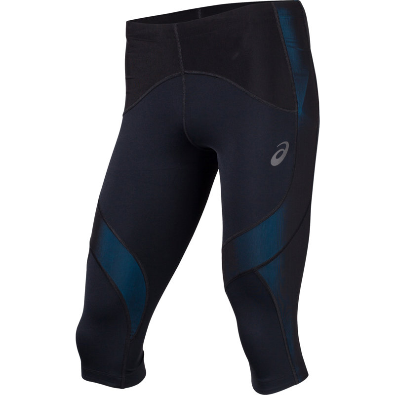 Asics LEG BALANCE KNEE TIGHT - Herren Laufhosen