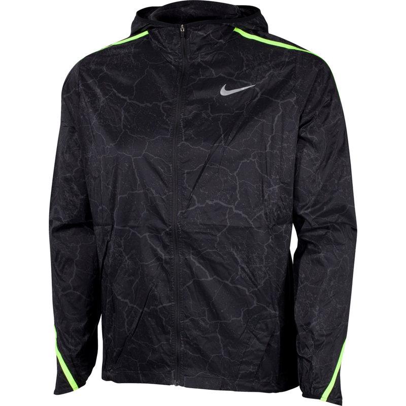 Nike IMPOSSIBLY LIGHT CRACKLED JACKET - Herren Laufjacken & -westen