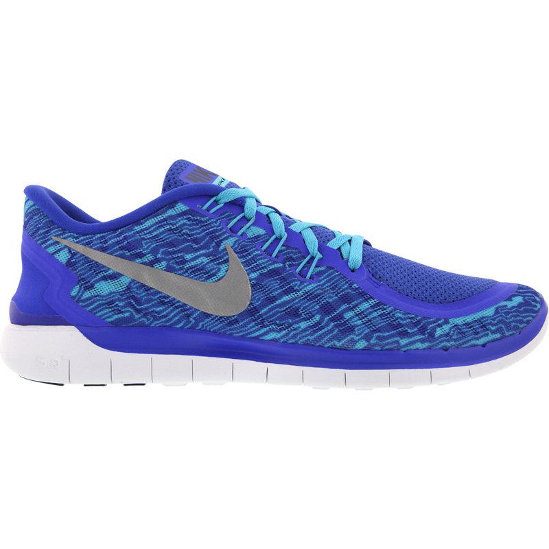 Nike Free 5.0 Herren Blau 47