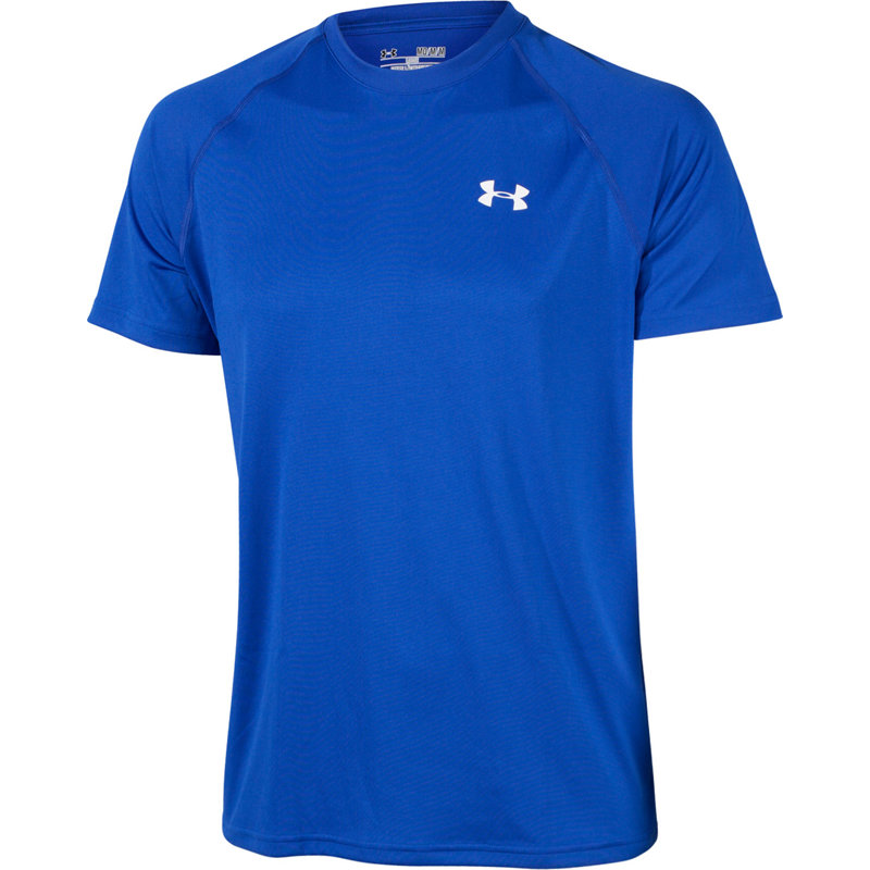 Under Armour TECH SHORT SLEEVE TEE - Herren Sport Shirts & Tops