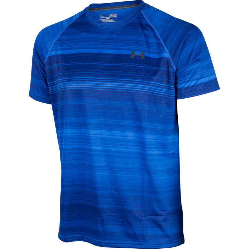 Under Armour TECH PRINTED TEE - Herren Sport Shirts & Tops