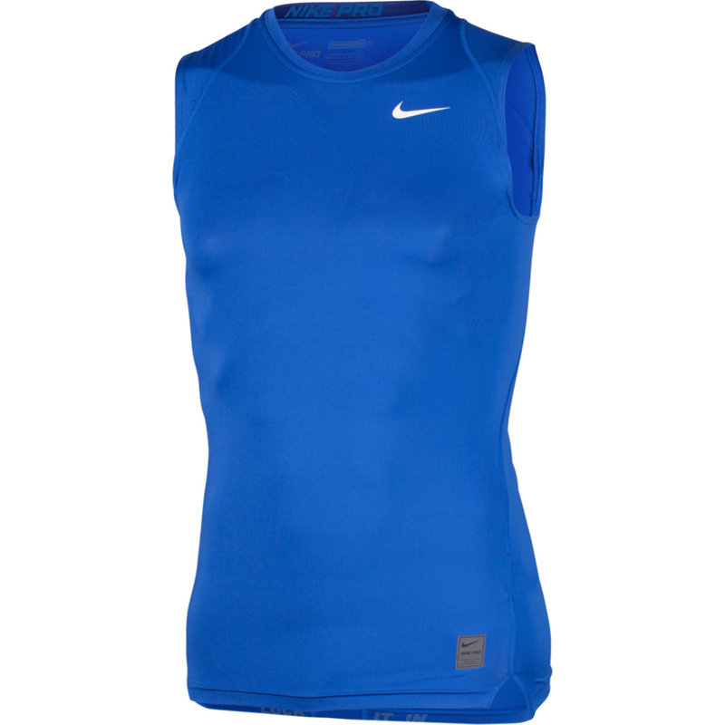 Nike PRO COOL COMPRESSION SLEEVELESS SHIRT - Herren