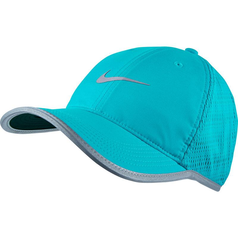 Nike RUN KNIT MESH CAP - Herren Caps & Mützen