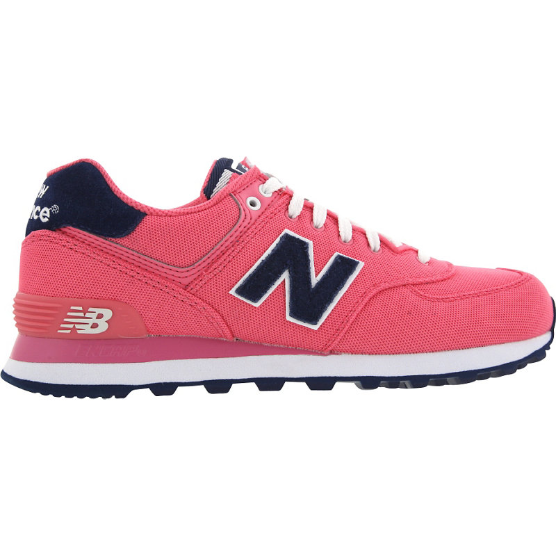 New Balance 574 - Damen Sneakers rot Gr.39