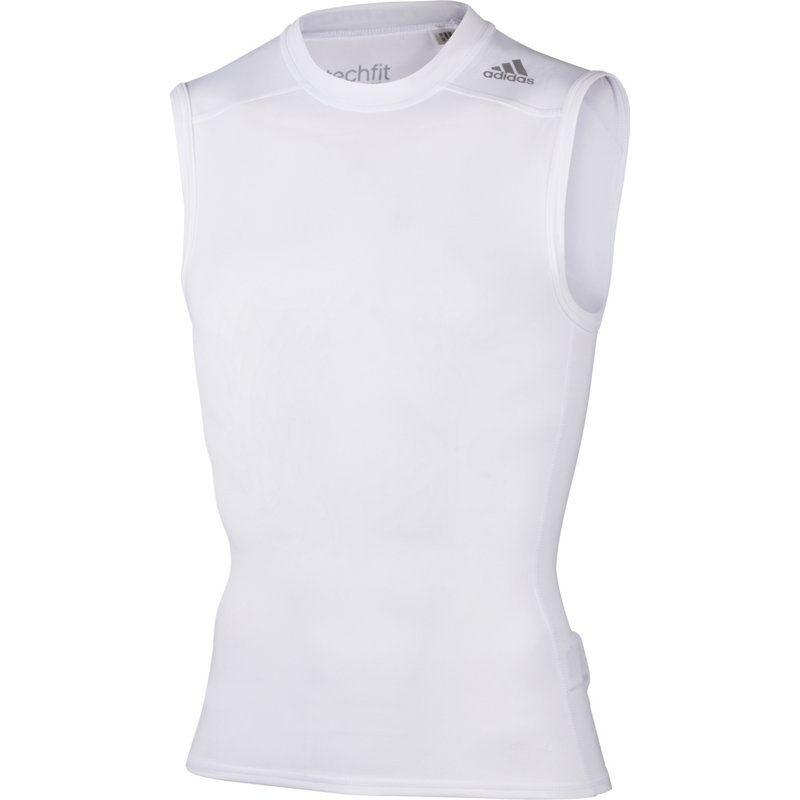 adidas TECHFIT BASE SLEEVELESS TEE - Herren Sport Shirts & Tops