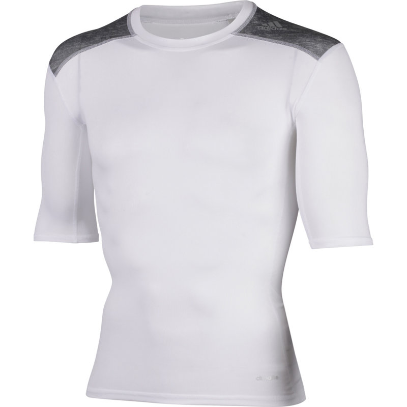 adidas TECHFIT BASE TEE - Herren Sport Shirts & Tops