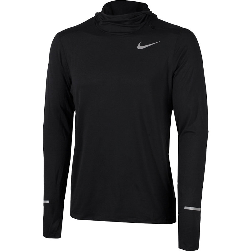 Nike ELEMENT HOODY - Herren Laufshirts jetztbilligerkaufen