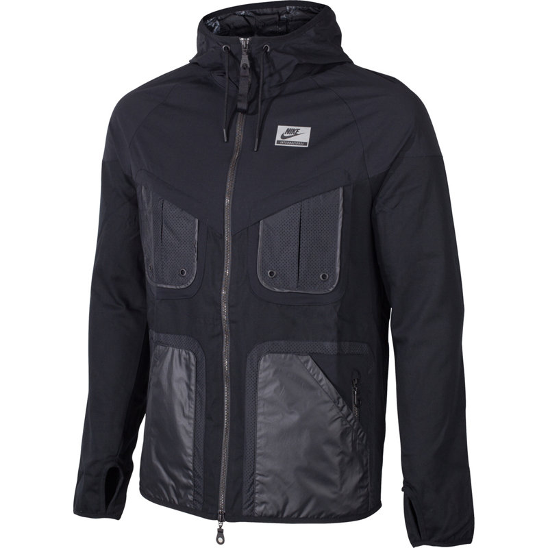 Nike INTERNATIONAL WINDRUNNER JACKET - Herren Jacken & Zip Hoodies