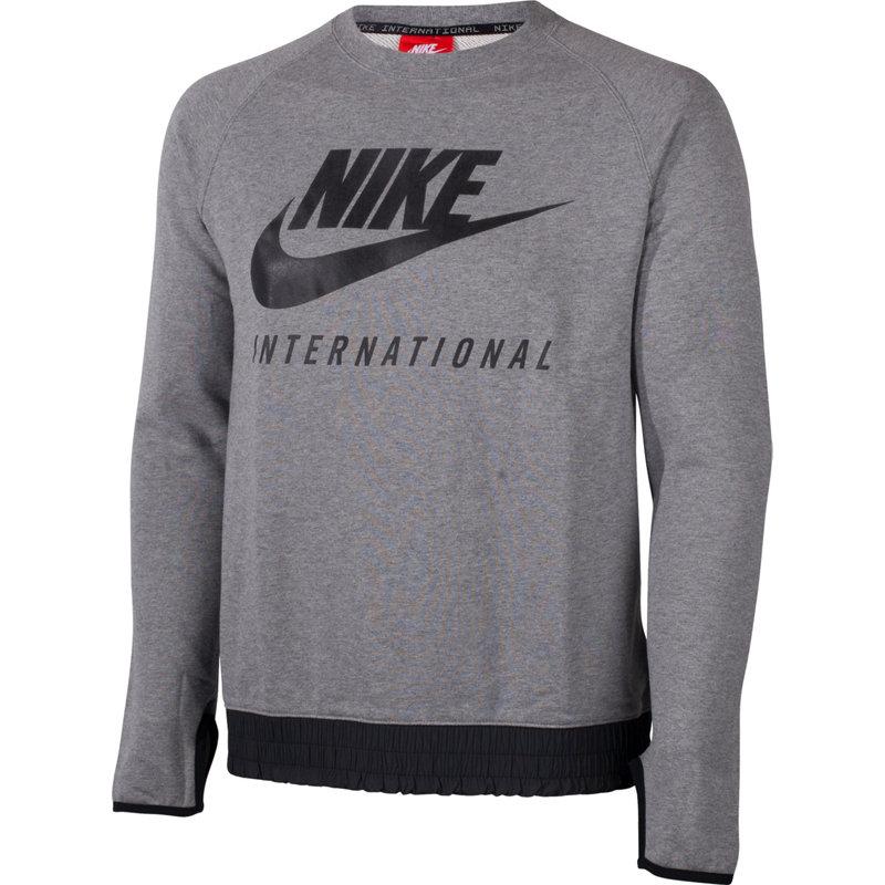 Nike INTERNATIONAL LONGSLEEVE SHIRT - Herren Shirts & Tops
