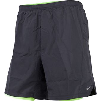 Nike 7´´ PURSUIT 2-IN-1 SHORT - Herren Laufhosen Sale Angebote Burg (Spreewald)