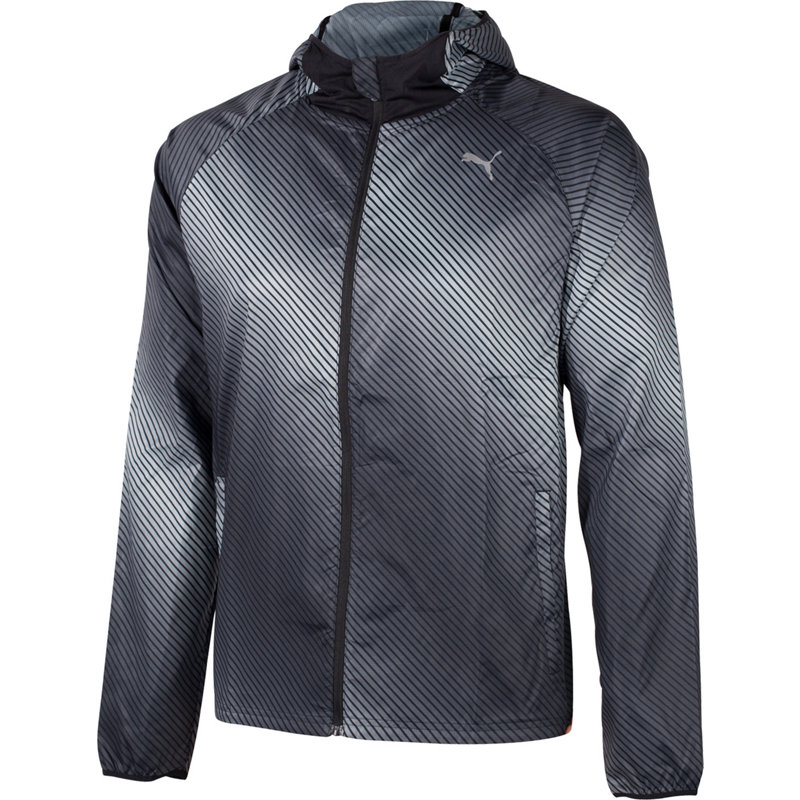 Puma PACKABLE WOVEN JACKET - Herren Laufjacken & -westen