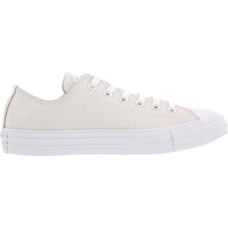 Converse CHUCK TAYLOR STING RAY LEATHER OX - Damen Sneaker jetztbilligerkaufen