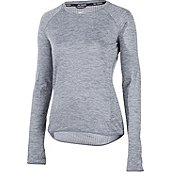 Nike THERMA SPHERE ELEMENT DAMEN LAUFSHIRT LANG Produktbild